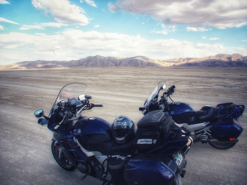 Riding to Extremes