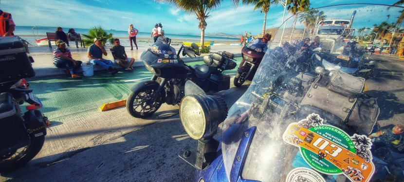 Baja Uno: DiscoverMotoRally